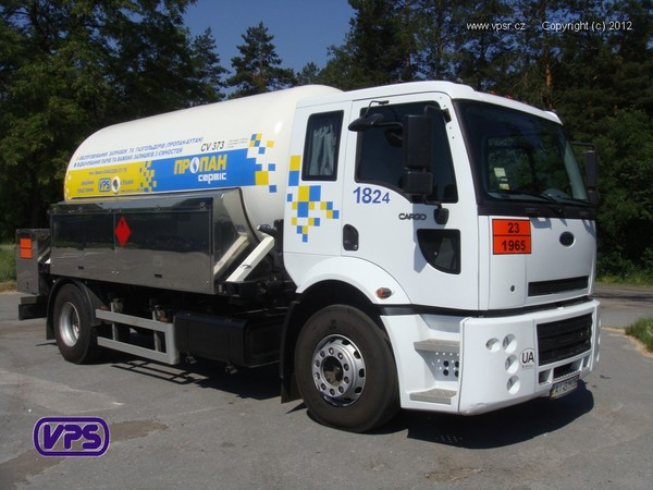 Commercial video shot about VPS road tankers for Ukrainian market